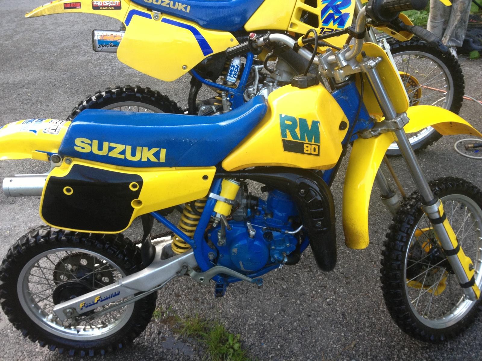Suzuki Rm  Spark Plug