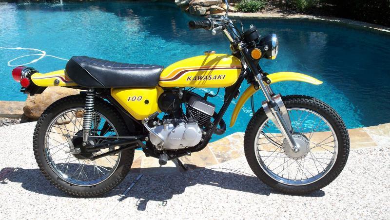 1972 Honda Sl70 K0 South Bay Riders