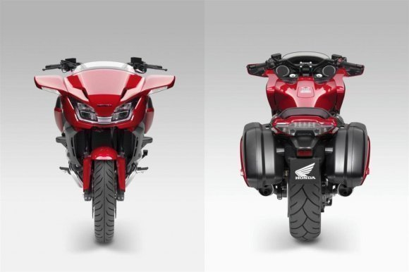 2014 Honda Ctx1300 And Ctx1300 Deluxe First Look South Bay Riders