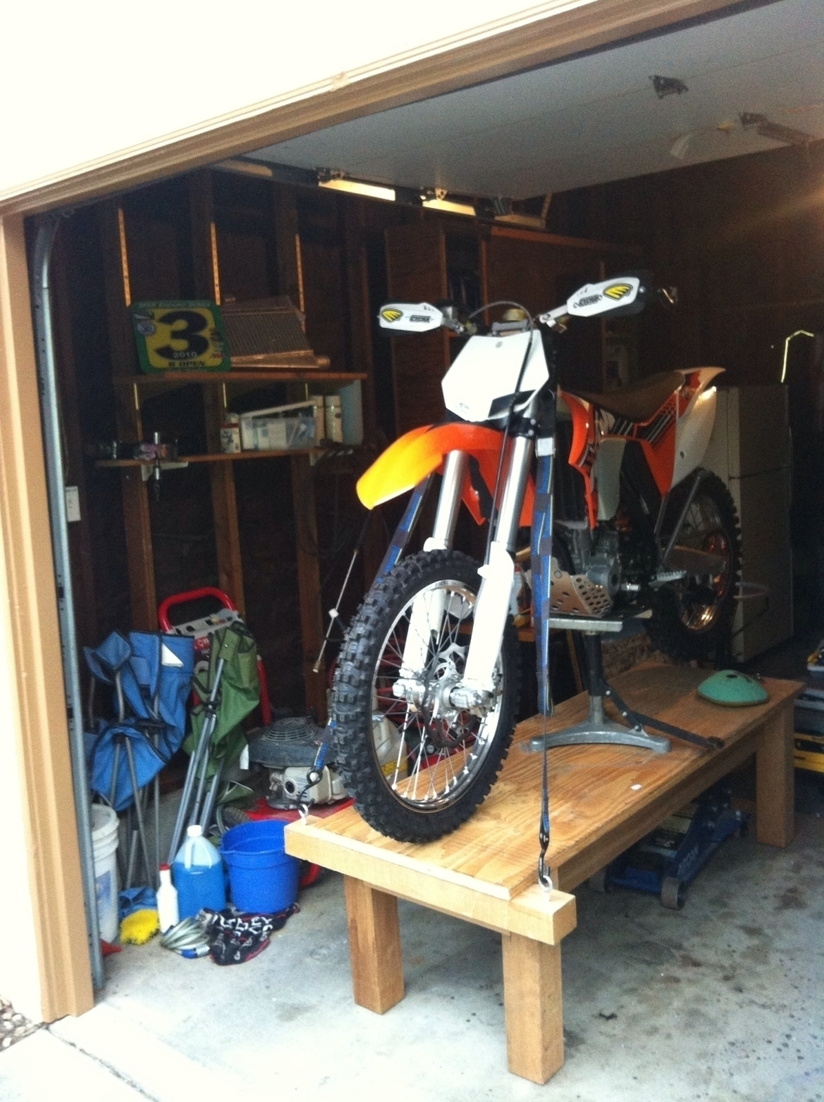 Is This Dirt Bike Stand Any Good Page 3 South Bay Riders