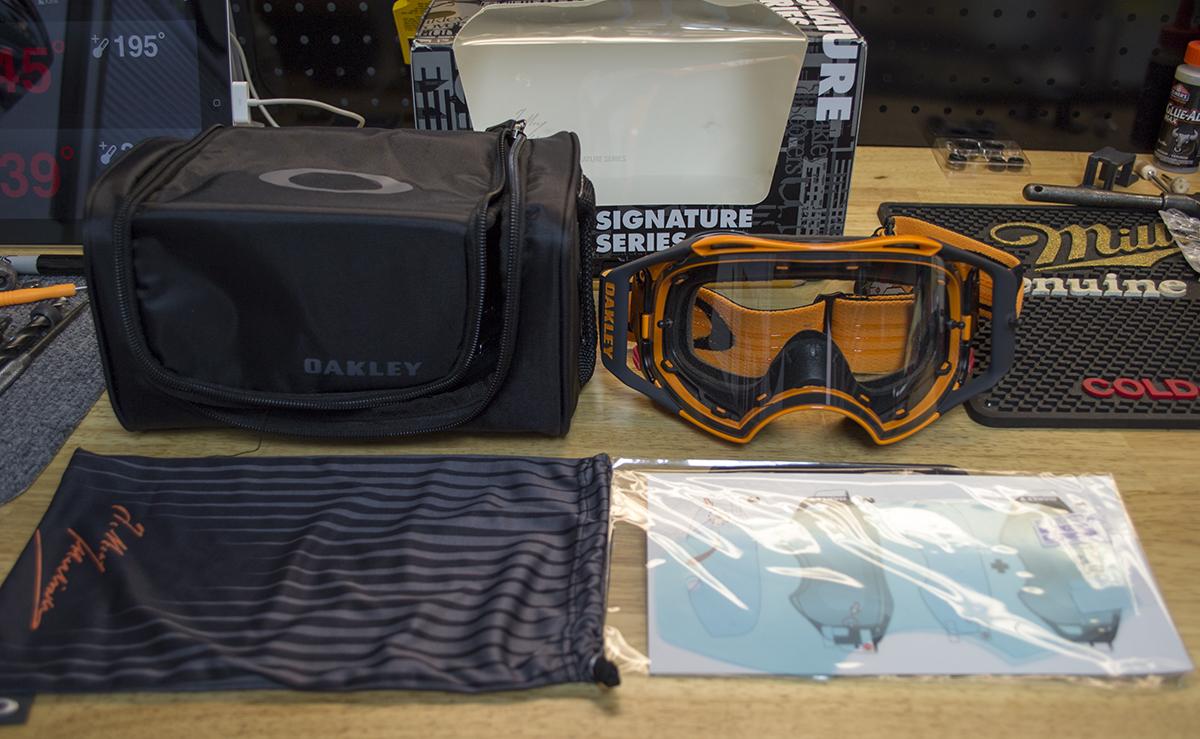 oakley airbrake lens protector