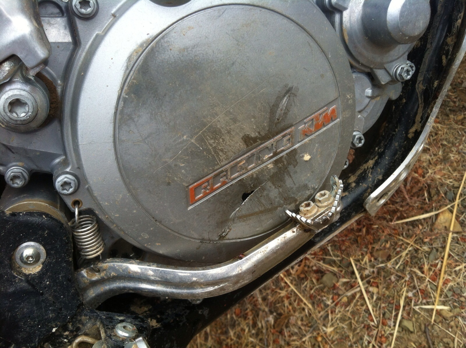 Need good skid plate for 2014 KTM XC-W 450   Page 2   South