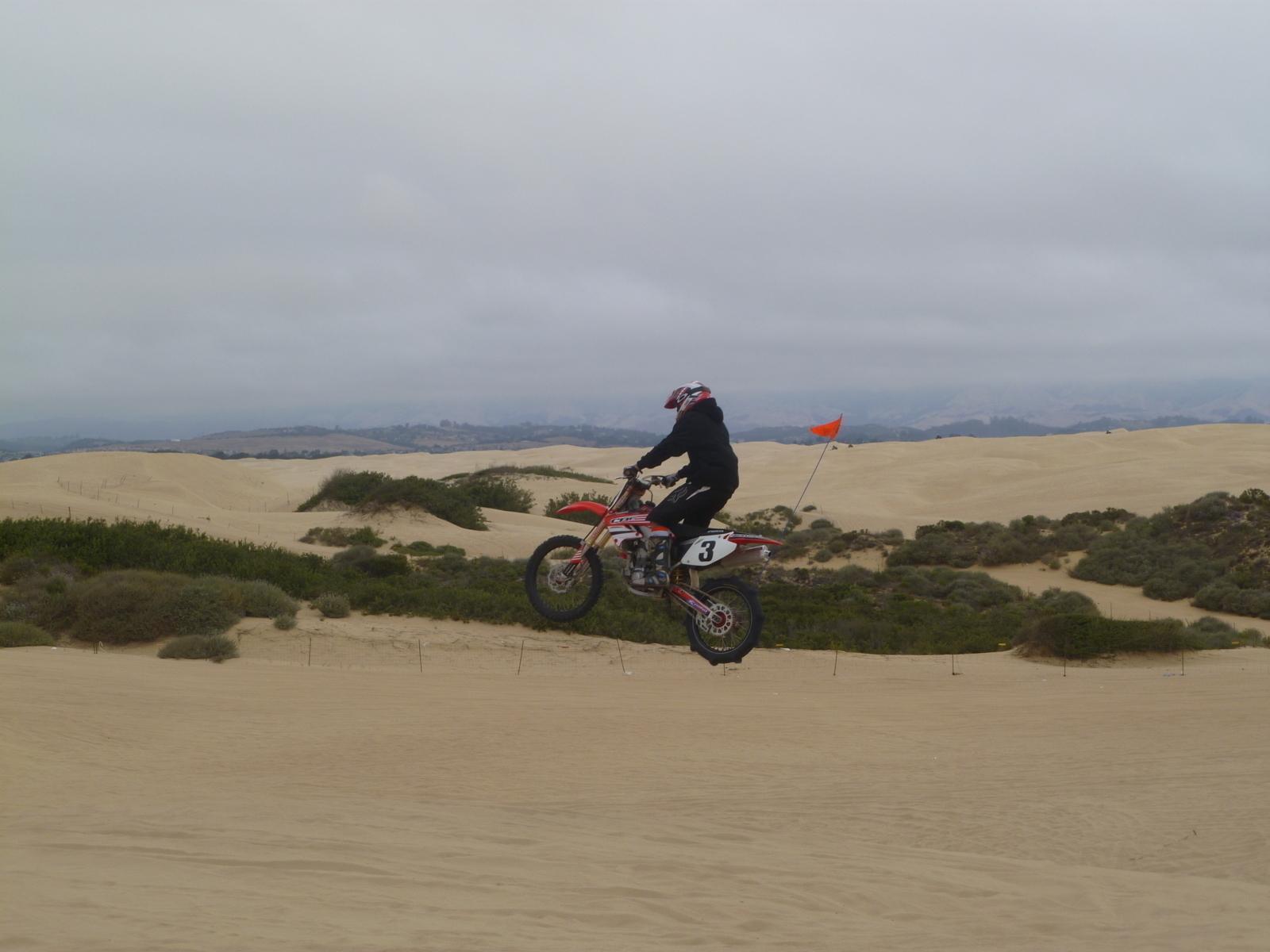 honda crf  jumping timing south bay riders