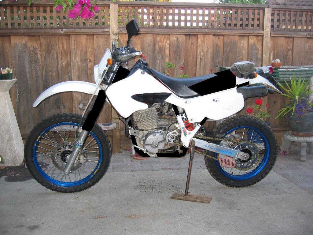Rebuilding My Xr600r