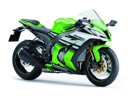 Kawasaki Ninja H2 465125
