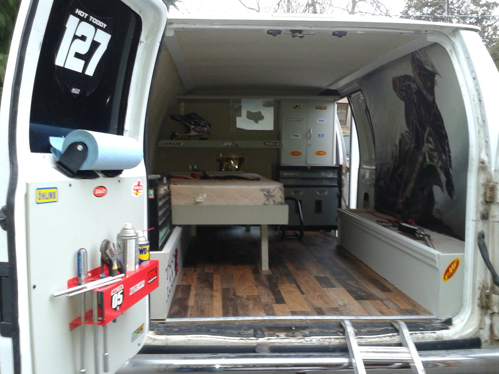 Share your project moto van pictures here | Page 13 ...