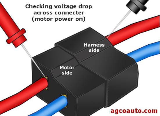 Voltage Drop Tester : Regulator rectifier vfr page south bay riders