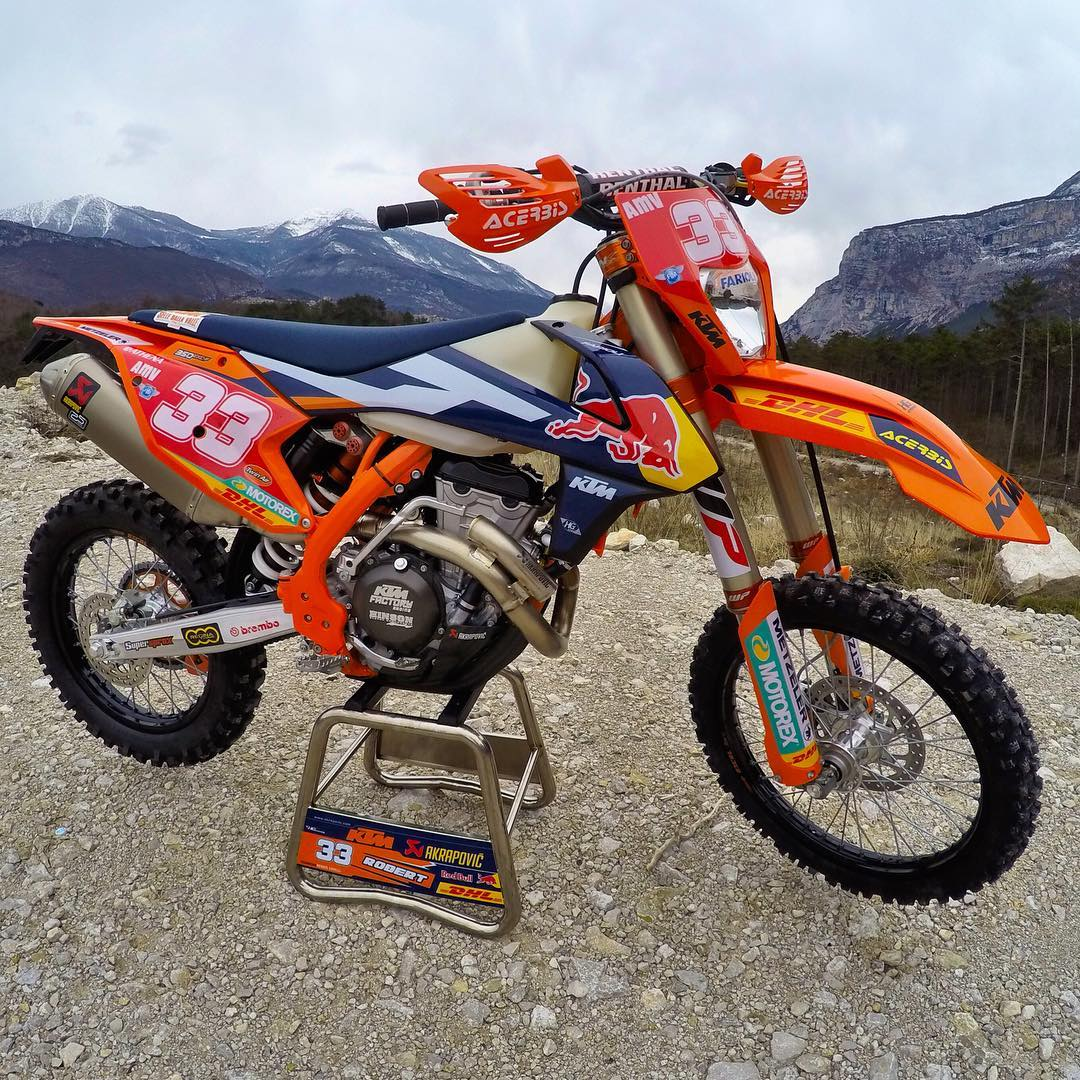 Ktm 350 Xcf >> 2017 Euro 350 EXC | South Bay Riders