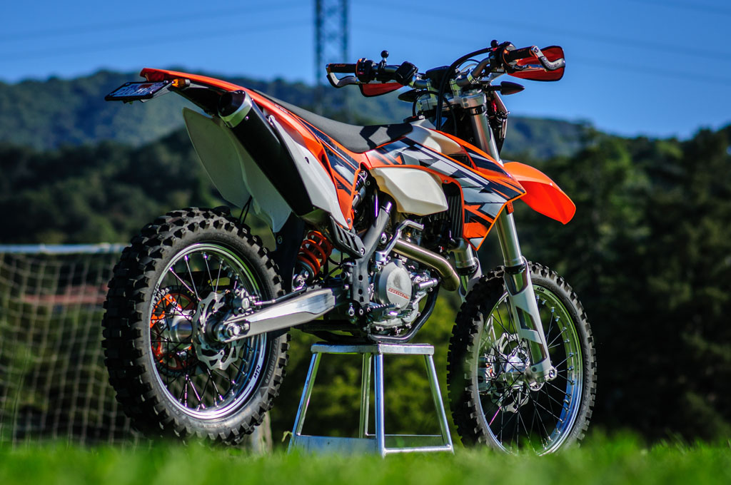 2017 Ktm 500 Exc Tail Light Options South Bay Riders