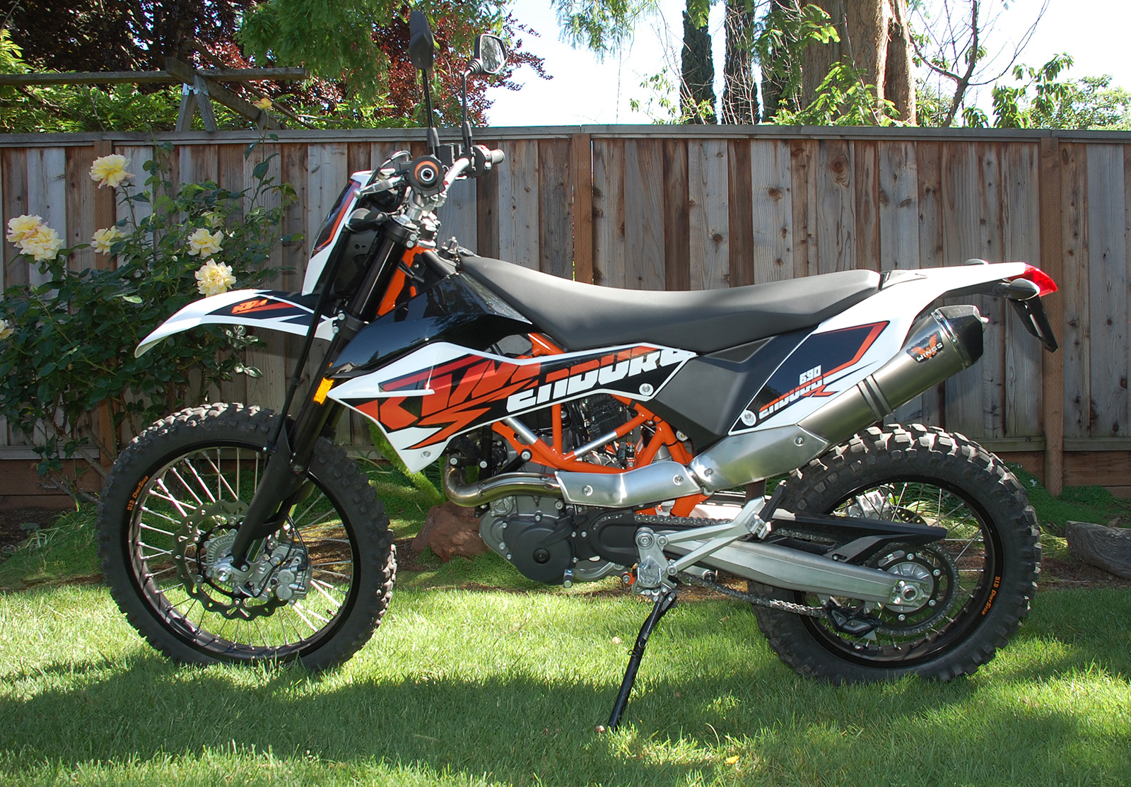 2017 ktm 690 enduro r modifications and repairs south bay riders. Black Bedroom Furniture Sets. Home Design Ideas