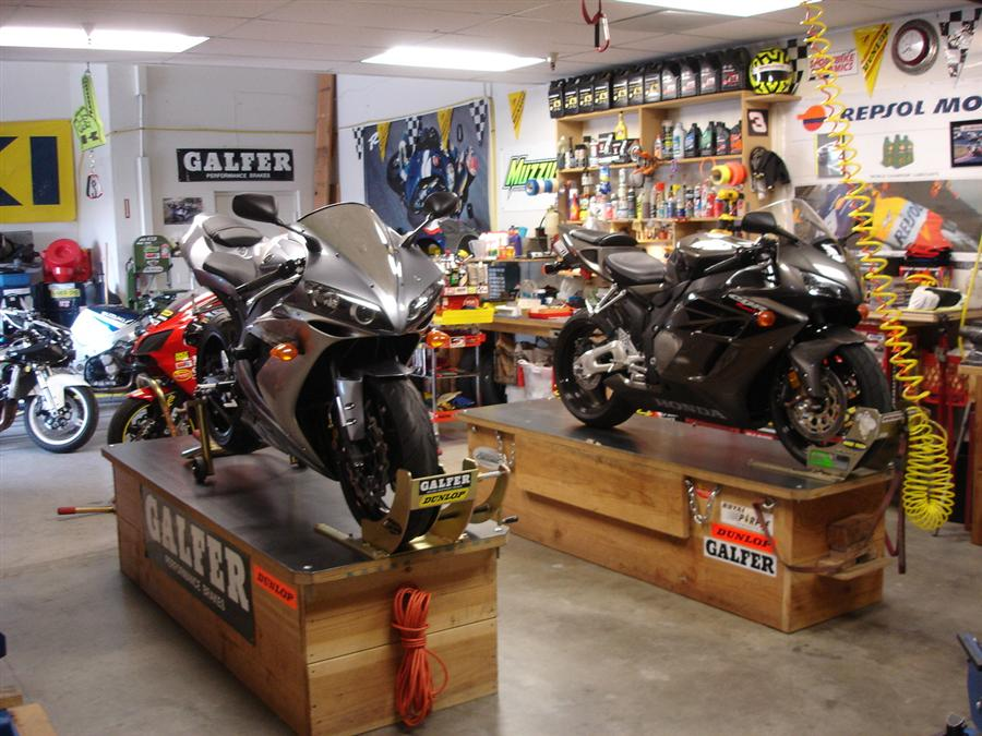 Business plan for custom motorcycle shop