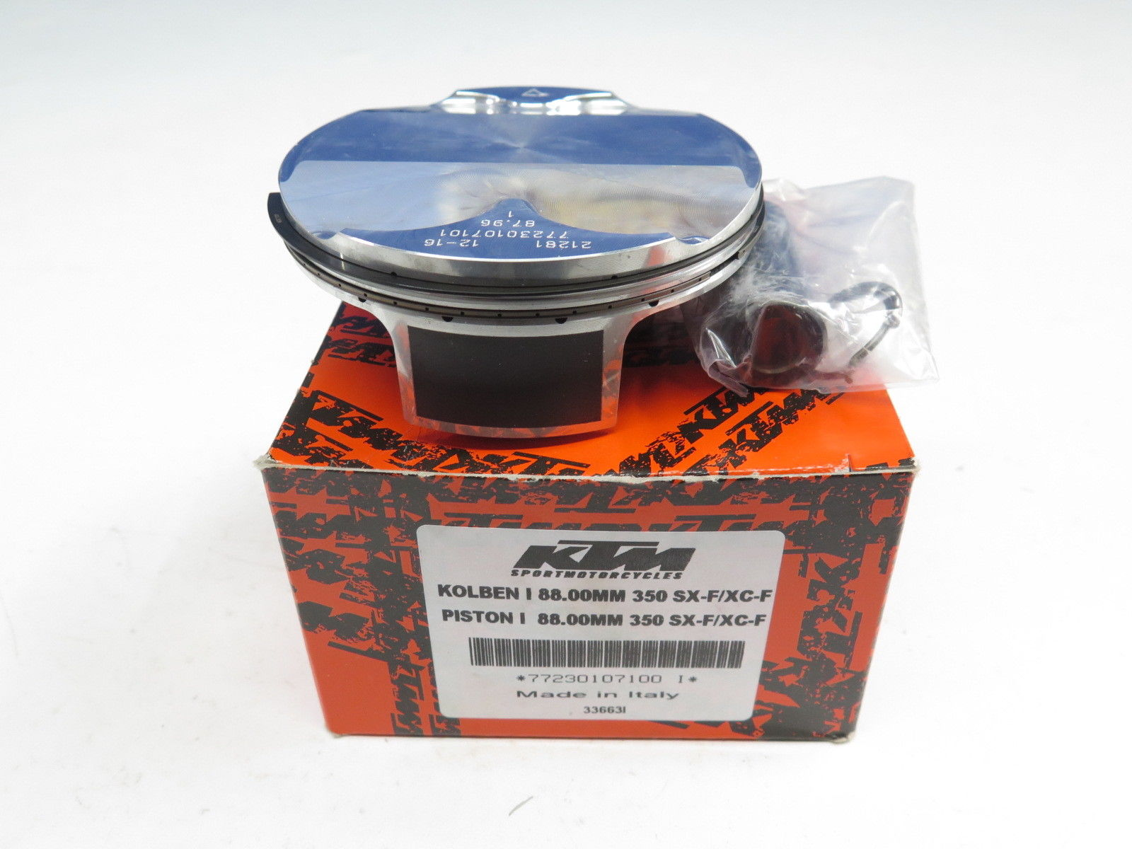 Piston Ring Ktm Exc Is This Right South Bay Riders 2014 350 Sx F Wiring Diagram S L1600