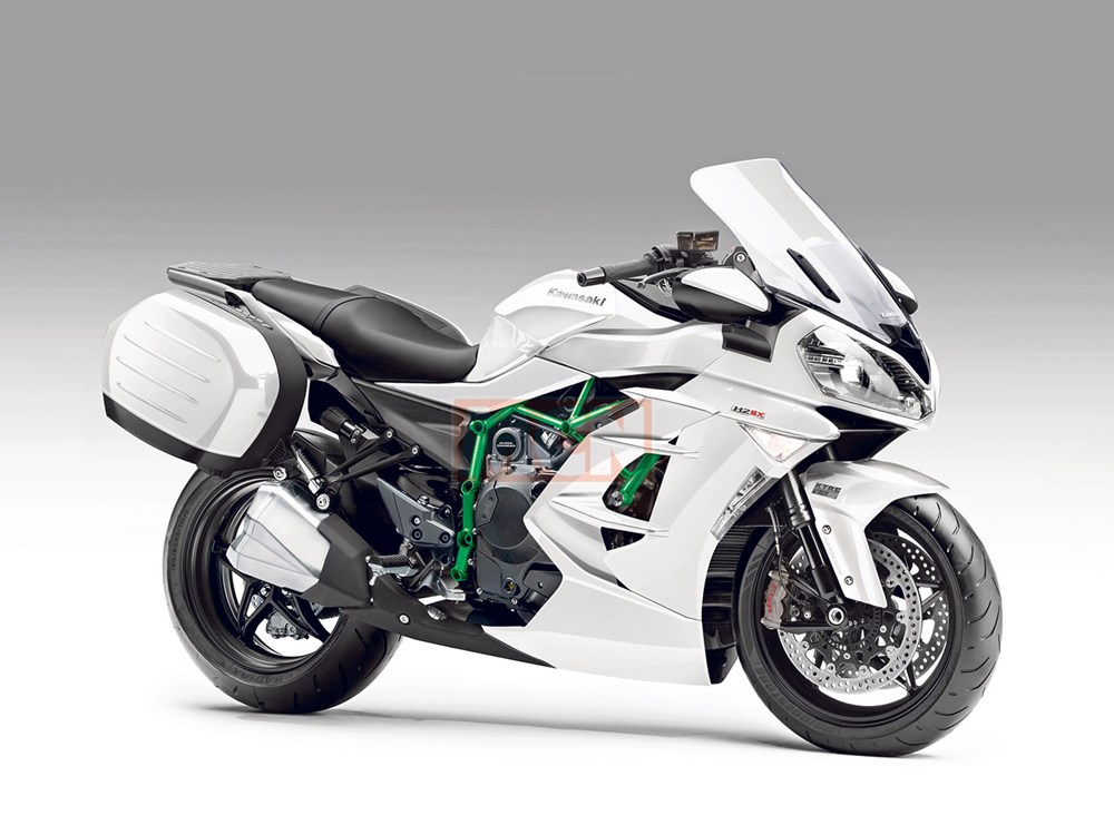 2018 Ninja H2r Supersport Touring South Bay Riders