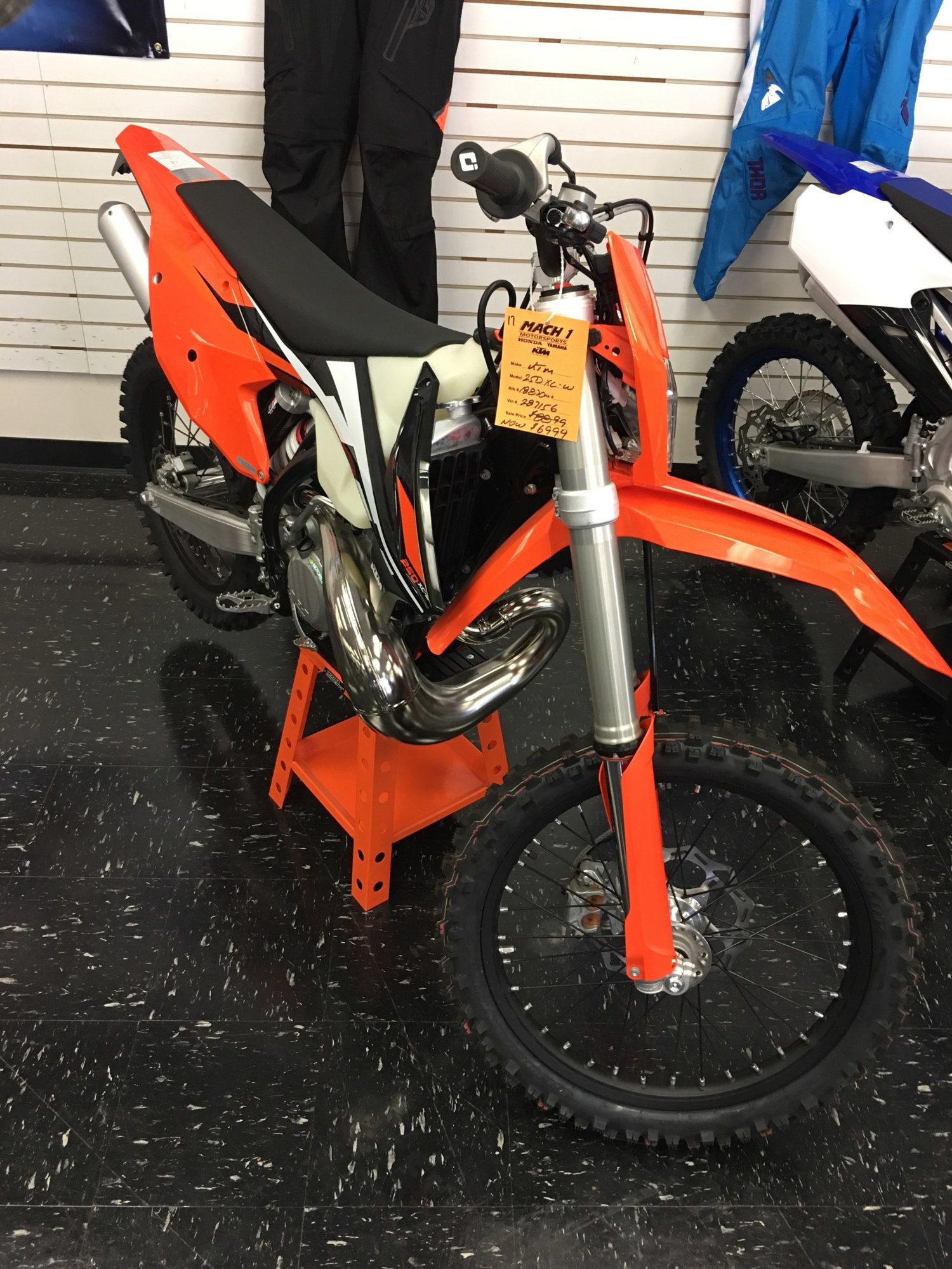 Opinion on 2-Stroke Ban | South Bay Riders