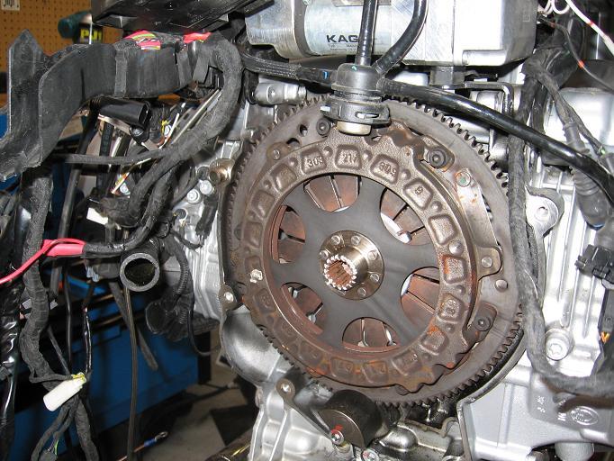 2005 R1200gs Clutch Repair South Bay Riders