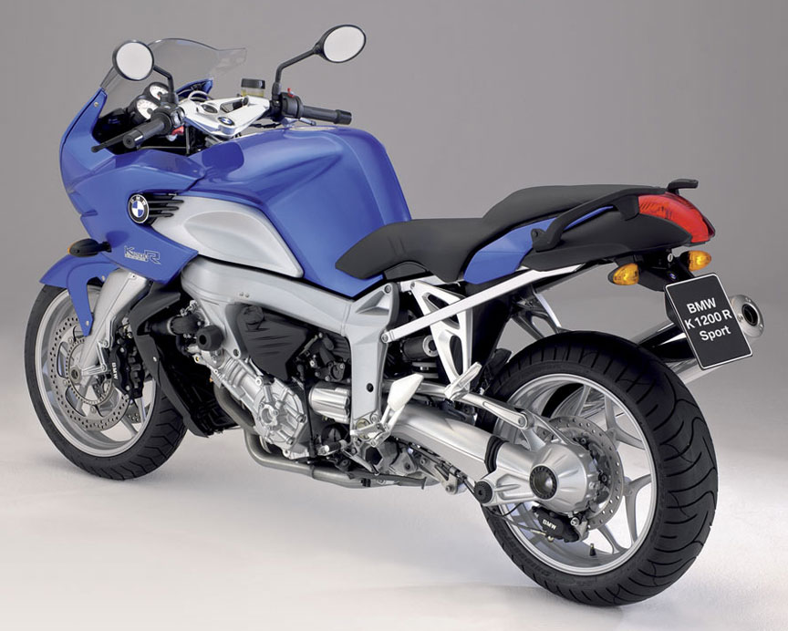 2007 K1200r Sport South Bay Riders