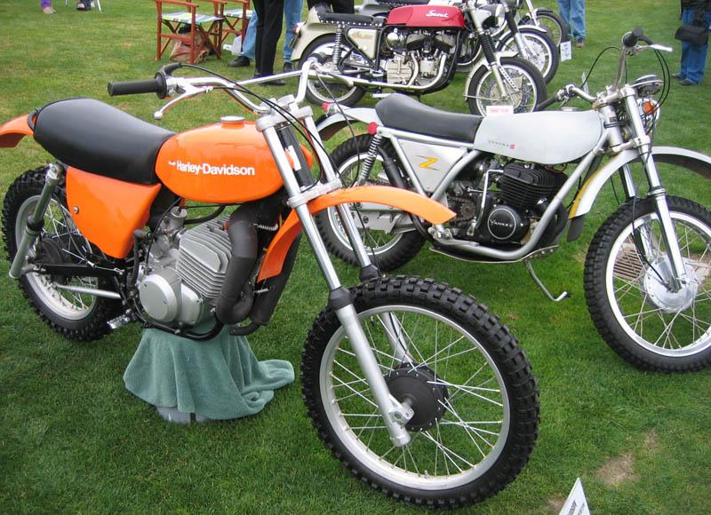 Vintage Dirt Bike | South Bay Riders