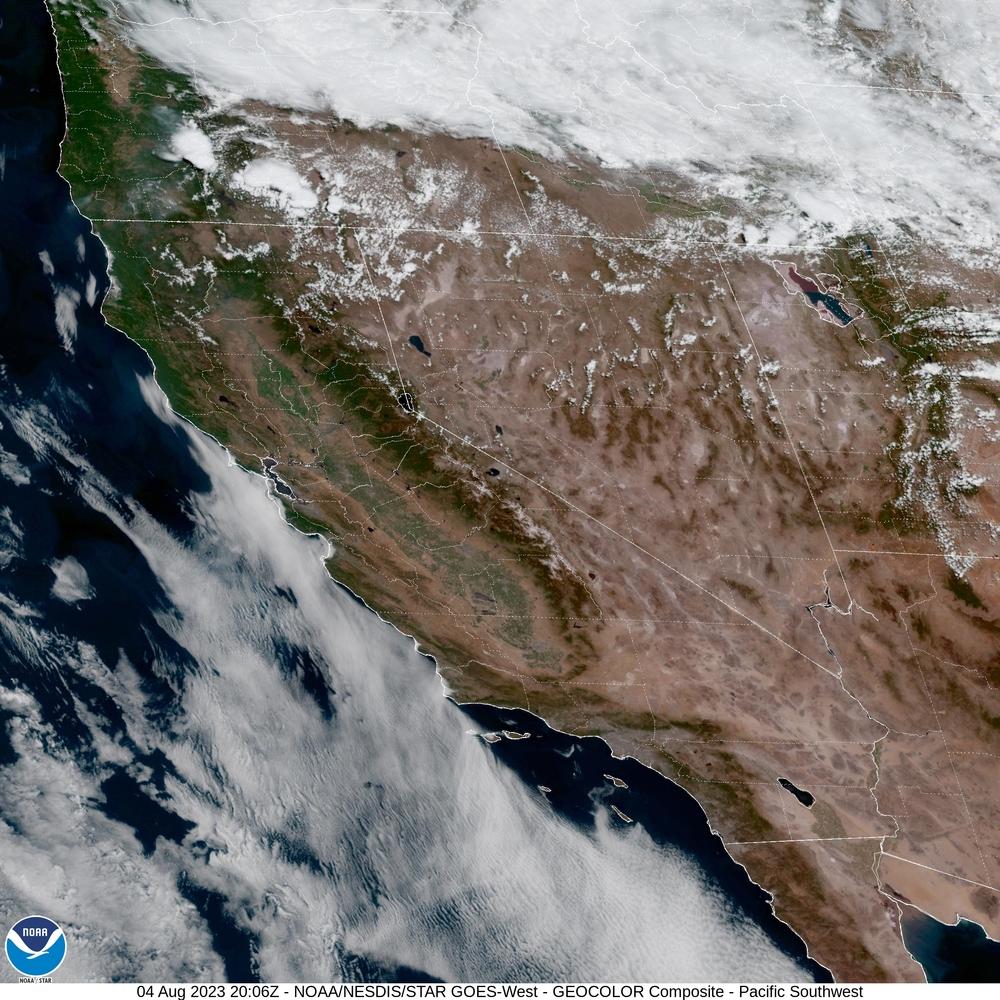 California Satellite